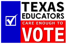 Texas Educators Vote